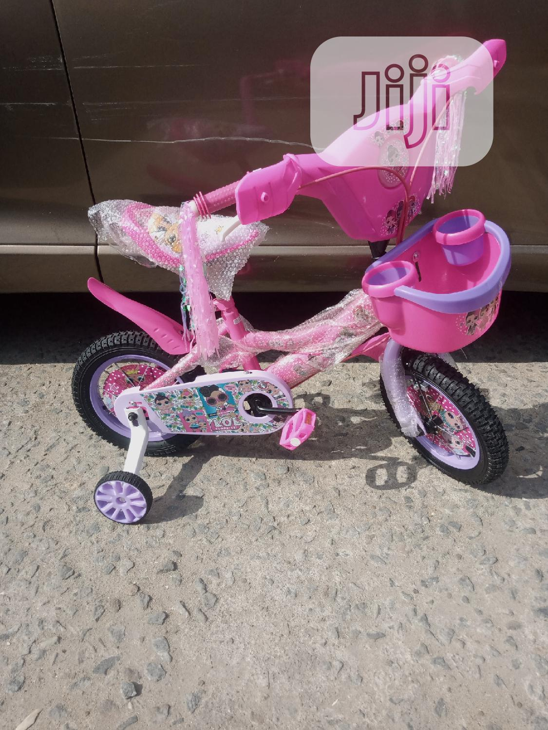 Archive: Character Kids Bicycle With Music.