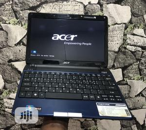 Laptop Acer Aspire One 2GB Intel Atom HDD 250GB | Laptops & Computers for sale in Lagos State, Ikeja