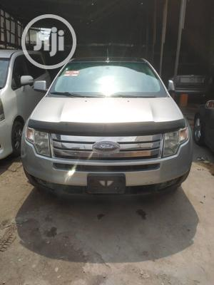 Ford Edge 2010 Silver | Cars for sale in Lagos State, Surulere