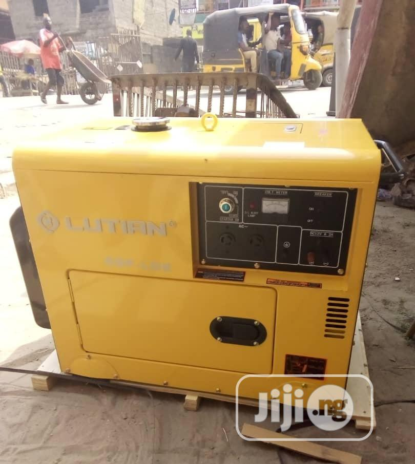 Archive: Lutain 6 Kva Sound Proof Generator With Key Starting 2 Years