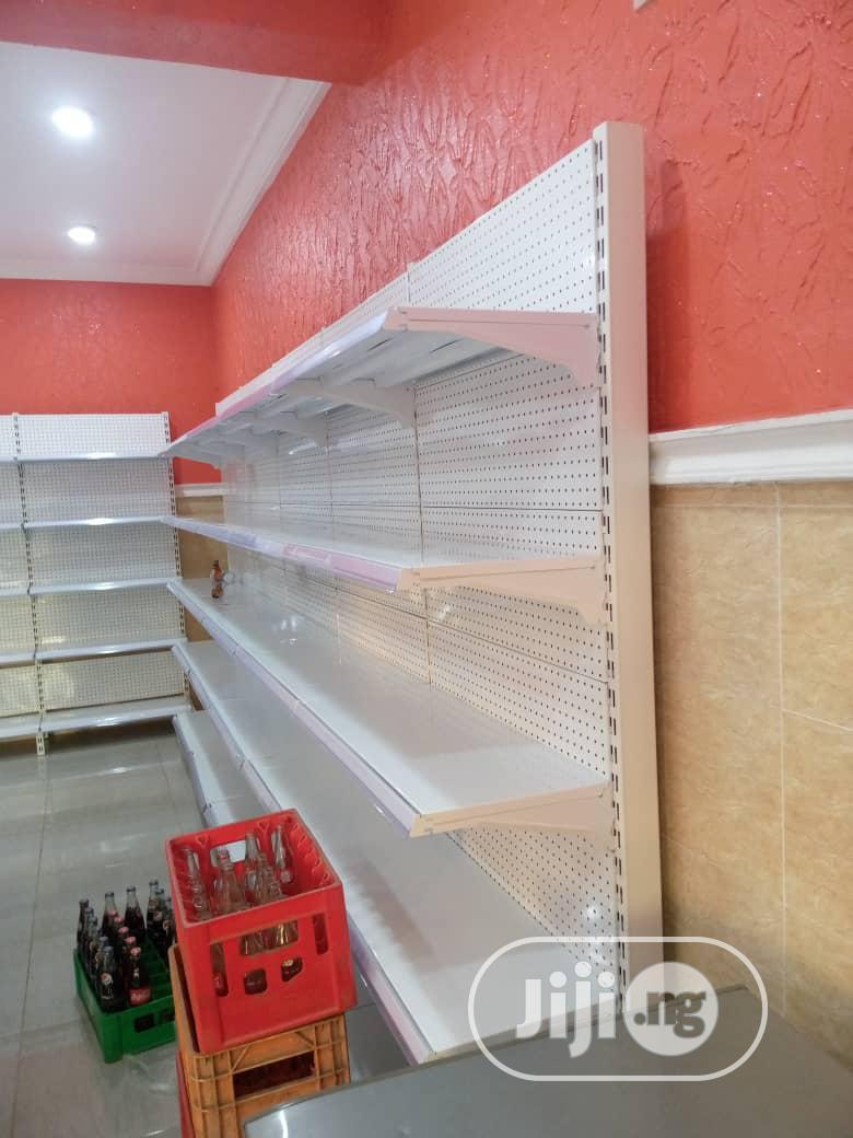 Strong Single Sided Shelves
