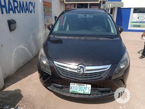 Opel Zafira 2012 2.0T OPC Brown | Cars for sale in Lagos State, Ikorodu