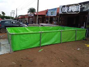 Lemon Tarpaulin Fish Pond | Farm Machinery & Equipment for sale in Abuja (FCT) State, Kubwa