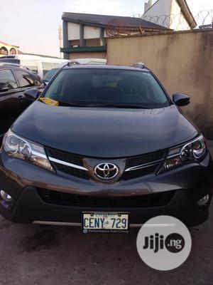 Toyota RAV4 2015 Gray   Cars for sale in Lagos State, Amuwo-Odofin