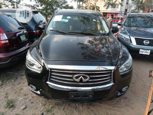 Infiniti QX 2014 Black   Cars for sale in Lagos State, Amuwo-Odofin