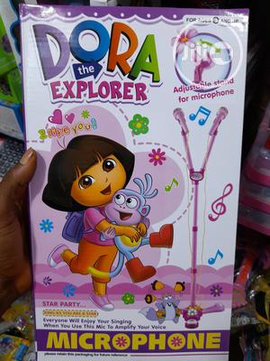 Dora Explorer Microphone With Stand | Toys for sale in Lagos State, Lagos Island (Eko)