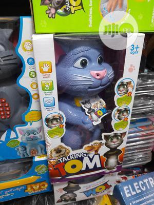 Talking Tom Doll   Toys for sale in Lagos State, Lagos Island (Eko)