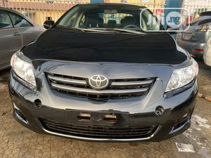 Toyota Corolla 2009 1.8 Exclusive Automatic Black | Cars for sale in Lagos State, Ikeja