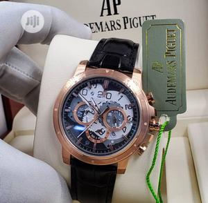Top Quality Audemars Piguet Leather Watch | Watches for sale in Lagos State, Magodo