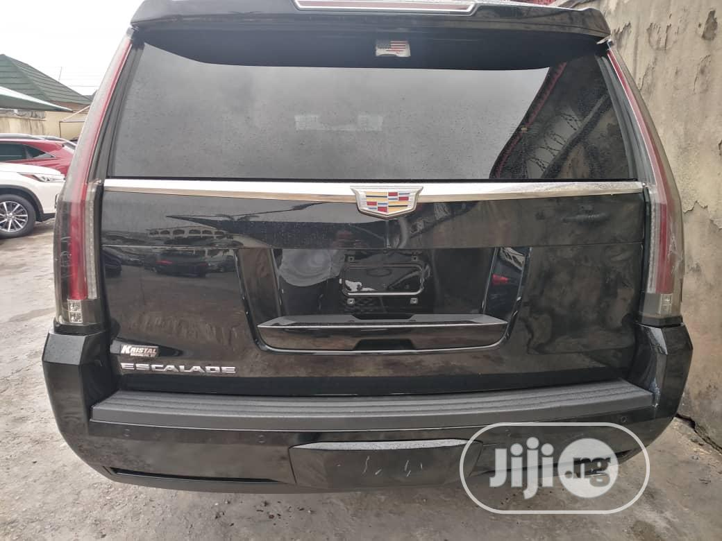 Cadillac Escalade 2016 Black   Cars for sale in Oshodi, Lagos State, Nigeria