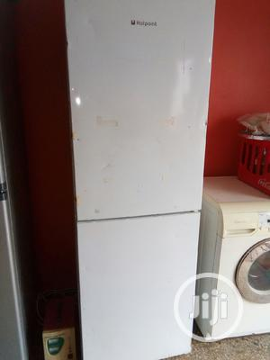 Hotpoint Double Door Fridge and Freezer | Kitchen Appliances for sale in Ogun State, Abeokuta South