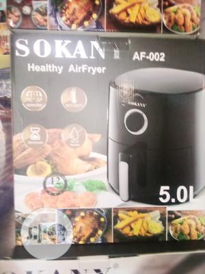 Air Fryer 5liter Sokany | Kitchen Appliances for sale in Lagos State, Lagos Island (Eko)