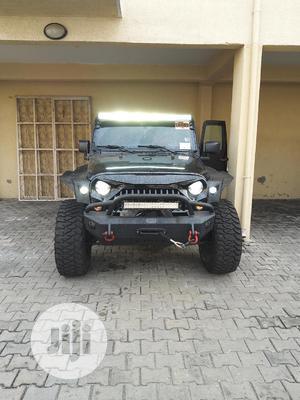 Jeep Wrangler 2018 Rubicon 4x4 Black   Cars for sale in Lagos State, Lekki