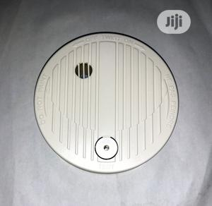 Wireless Smoke Detector Photoelectric Fire Alarm   Safetywear & Equipment for sale in Lagos State, Ikeja