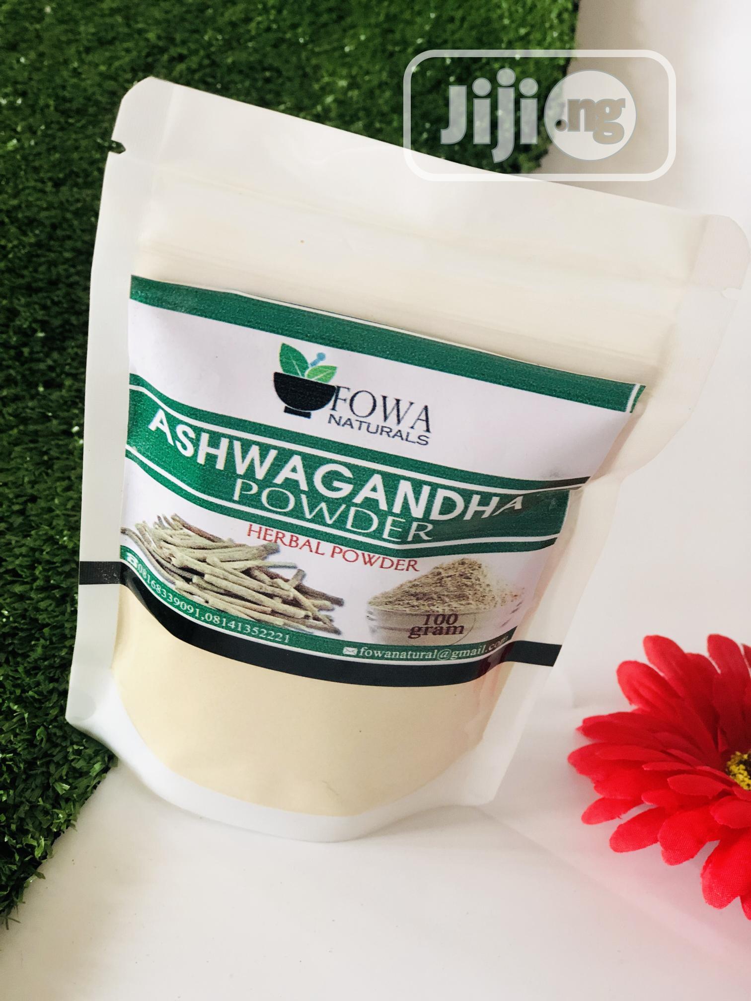 Archive: Ashwagandha Powder