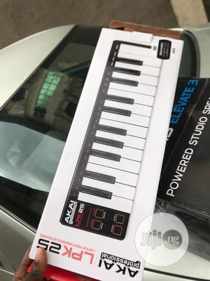 Akai Lpk25 Midi Keyboard   Musical Instruments & Gear for sale in Lagos State, Ojo