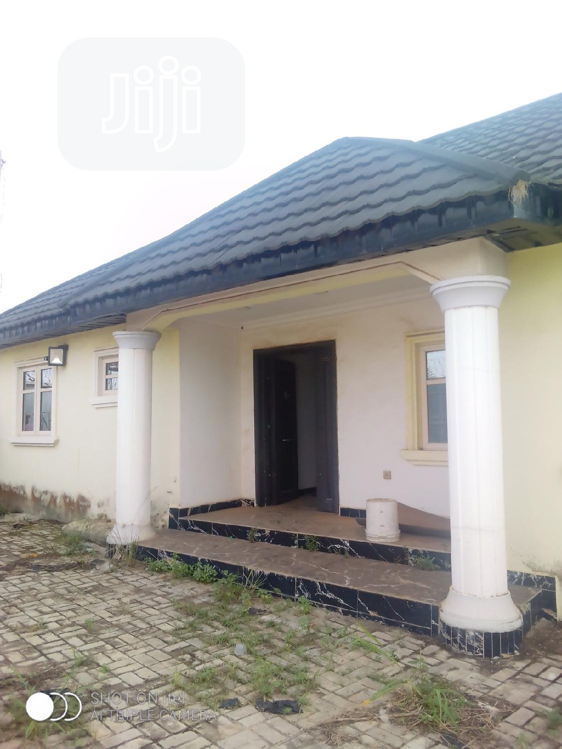 Well Maintained Neat 3 Bedroom Bungalow For Sale