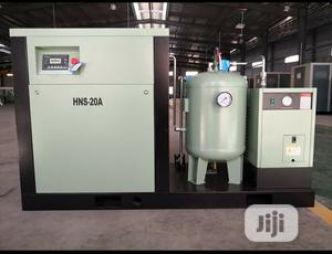 30hp School Compressor With Air Dryer Machine | Manufacturing Equipment for sale in Lagos State, Ojo