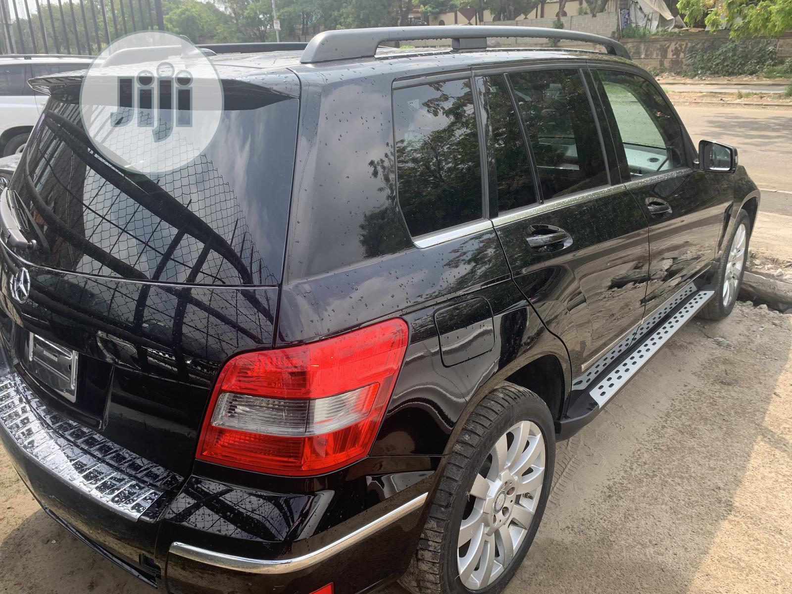 Mercedes-Benz GLK-Class 2012 350 4MATIC Black   Cars for sale in Amuwo-Odofin, Lagos State, Nigeria