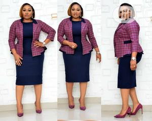 New Female Turkey Office Dress | Clothing for sale in Lagos State, Isolo