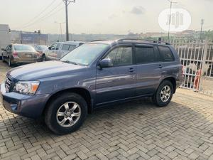Toyota Highlander 2006 Blue | Cars for sale in Lagos State, Ikeja