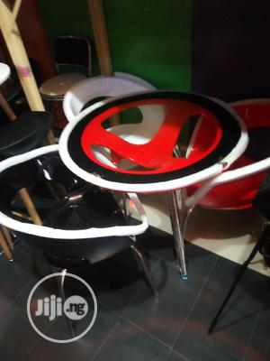 Bar Table With 3 Chair | Furniture for sale in Lagos State, Ajah