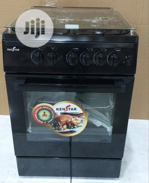 New Made Kenstar 3gas 1electric Burner Oven Grill Warranty   Kitchen Appliances for sale in Lagos State, Ojo