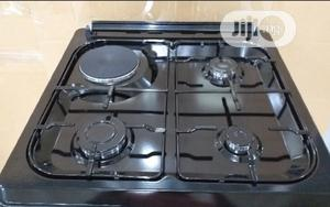New Kenstar 4burner 3+1 Wit Oven Grill Warranty 2years   Kitchen Appliances for sale in Lagos State, Ojo