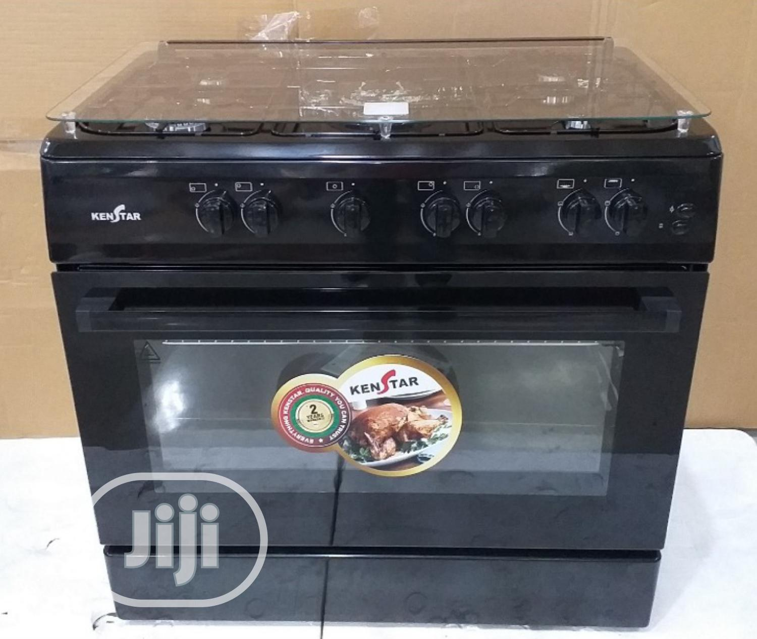 New Kenstar 60 by 90 4gas 2electric Auto Ignition Oven Grill