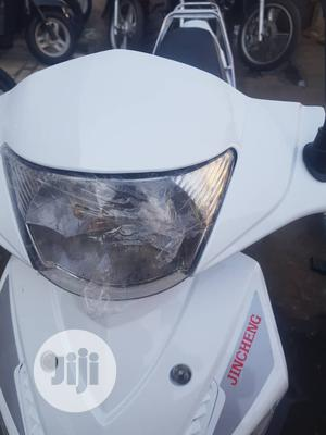 Jincheng JC 125 T-10 2017 White | Motorcycles & Scooters for sale in Oyo State, Ibadan