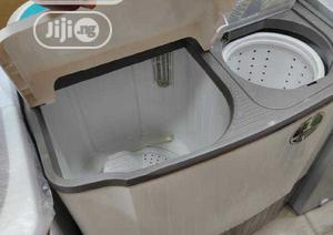 New Hisense 10kg Twin Tub Wash & Spinning (Manual)   Home Appliances for sale in Lagos State, Ojo