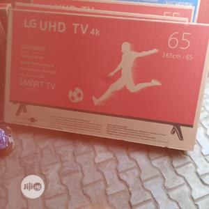 LG TV 65inches Led Smart TV | TV & DVD Equipment for sale in Lagos State, Ojo