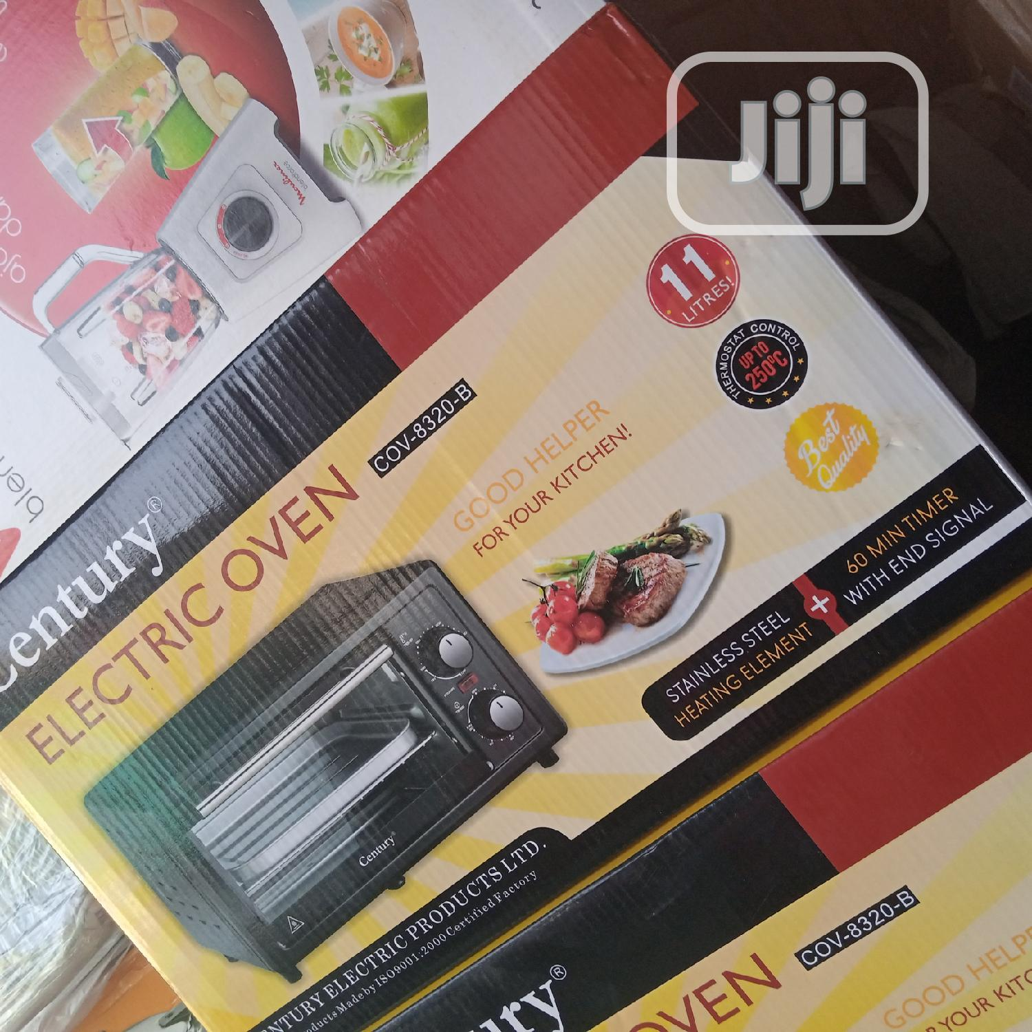 Century Electric Oven | Kitchen Appliances for sale in Ojo, Lagos State, Nigeria