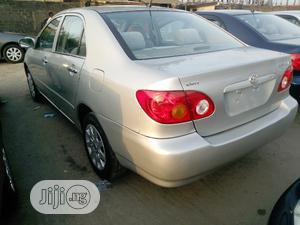 Toyota Corolla 2006 LE Silver   Cars for sale in Lagos State, Apapa