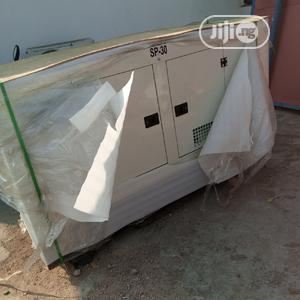 30KVA Perkins Sound Proof Diesel Generator | Electrical Equipment for sale in Lagos State, Ojo