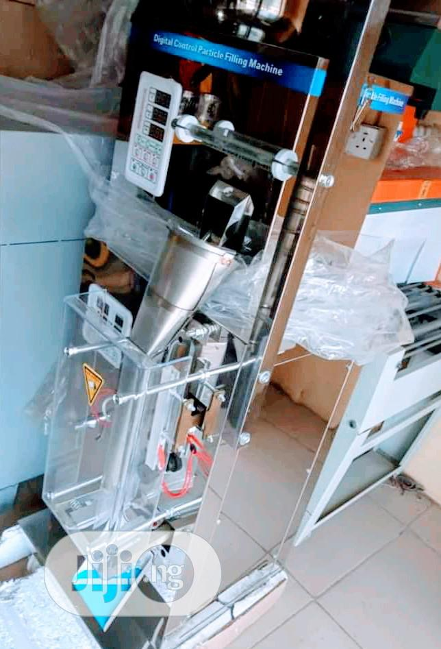 Archive: Powdered Packaging Machine