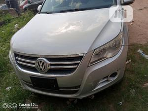 Volkswagen Tiguan 2009 2.0 S Silver   Cars for sale in Lagos State, Ikeja