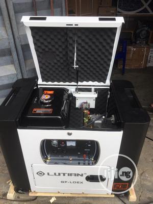Lutian Soundproof Generator 10kva 100% Copper Hi | Electrical Equipment for sale in Lagos State, Lekki