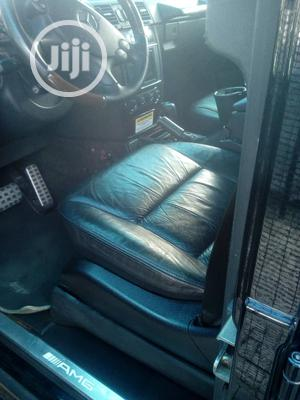 Mercedes-Benz G-Class 2008 Base G 55 AMG 4x4 Black | Cars for sale in Lagos State, Ikoyi