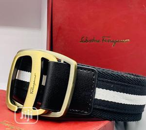 Ferragamo Leather Belt   Clothing Accessories for sale in Lagos State, Lagos Island (Eko)