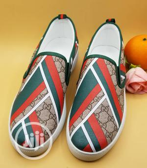 Top Quality Gucci Slip Ons Sneakers | Shoes for sale in Lagos State, Magodo