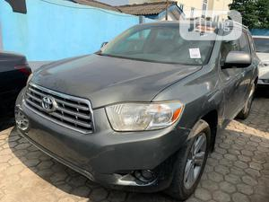 Toyota Highlander 2010 Limited Gray | Cars for sale in Lagos State, Ikeja