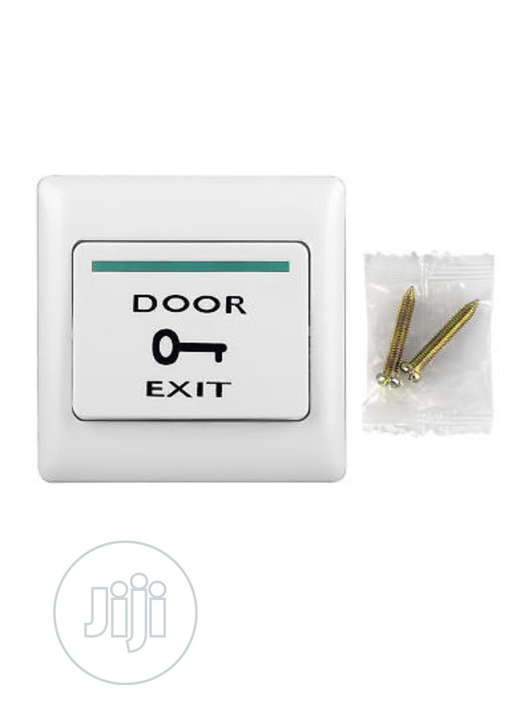 Archive: Door Exit Button Push Release Open Switch Panel For Entry