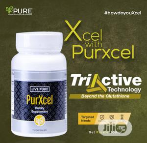 Purxcel Live Pure Product | Vitamins & Supplements for sale in Lagos State, Ikeja