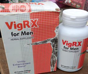 Vigrx Herbal Capsule for Men | Sexual Wellness for sale in Lagos State, Maryland