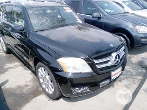 Mercedes-Benz GLK-Class MATIC Black   Cars for sale in Lagos State, Apapa