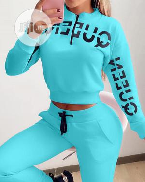 Bossgirl Colourful Tracksuit | Clothing for sale in Lagos State, Ikeja