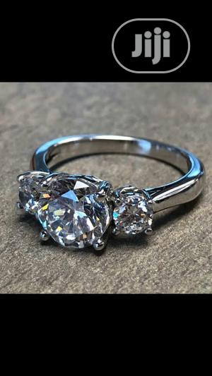 U.S Sterling Silver Ladies Proposal Ring - Silver | Wedding Wear & Accessories for sale in Lagos State, Ojodu