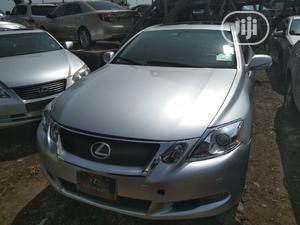 Lexus GS 2009 350 4WD Silver | Cars for sale in Lagos State, Apapa