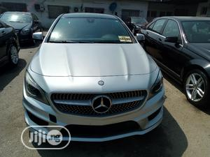 Mercedes-Benz CLA-Class 2016 Silver | Cars for sale in Lagos State, Apapa